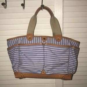 ALMOST NEW J Crew handbag